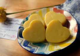 simple homemade lotion bars with
