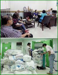 PROPER DISPOSAL OF OBSOLETE OFFICE RECORDS   Cavite