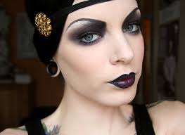 flapper makeup pictures photos and
