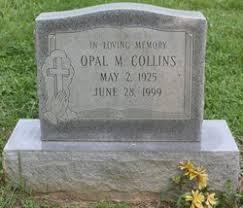 Opal Melba Lambert Collins (1925-1999) - Find A Grave Memorial
