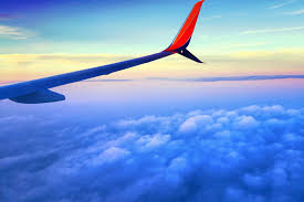 Free picture: sky, cloud, airplane, wing, transport, travel