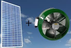 solar loves whole house fans airscape