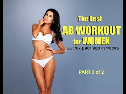 the best ab workout for women get six