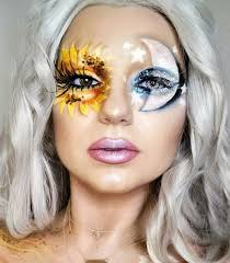 check out 20 most creative makeup ideas