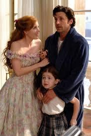 GISELLE (Amy Adams, MORGAN (Rachel Covey) & ROBERT (Patrick Dempsy) ~  Enchanted, 2007:   Enchanted movie, Disney enchanted, Movie couples