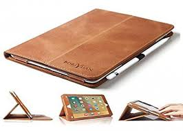 notepad holder type leather tablet case