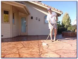 aggregate concrete patio sealer
