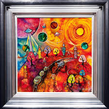 all artwork by kerry darlington