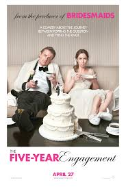 the five year engagement imdb