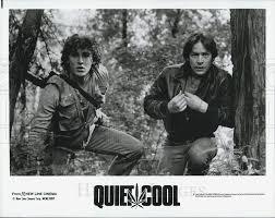 Actors James Remar And Adam Coleman Howard Star In Quiet Cool 1986 ...