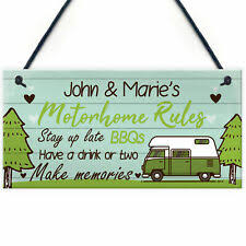 motorhome gifts s ebay