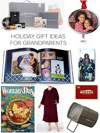 holiday gift ideas for grandpas