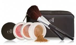 beauty review e l f mineral makeup