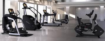 life fitness 95t elevation treadmill
