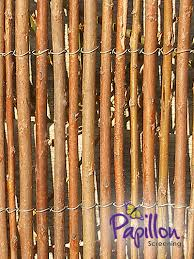 willow natural fencing screening rolls