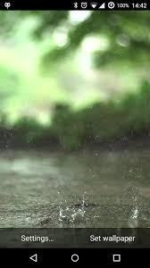 real rain live wallpaper 1 6 apk