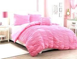 pink black and grey comforter sets