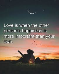 love is never lost if not reciprocated love relationship