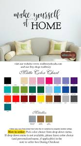 Family Wall Quotes Decal Make Yourself At Home Living Room Wall Decals Sign Decal Family Large Wall Decal Large