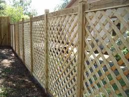 Creating Privacy Fences Trellises Screening Gardener S Supply Lattice Fence Panels Lattice Fence Trellis Fence
