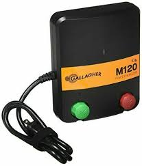 Gallagher North America G330434 Electric Fence Charger M120 1 2 Stored Joules For Sale Online Ebay