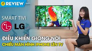 Smart tivi LG 4K 43 inch: điều khiển giọng nói, có AirPlay 2 (43UM7300PTA)  • Điện máy XANH - YouTube
