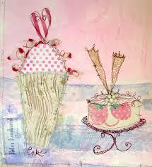 Priscilla Jones | Embroidered art, Fabric art, Contemporary embroidery