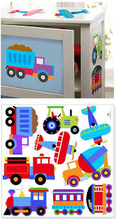 Decals Of Trucks Cars 19 99 Olive Kids Kids Bedroom Designs Boy Toddler Bedroom