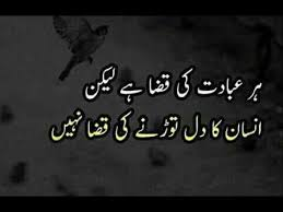 dil torna best collection of urdu quotes about love and human