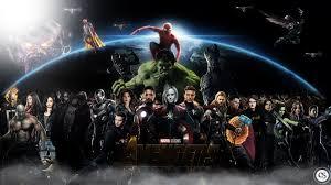 avengers infinity war wallpaper ch04