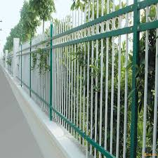 Cheap Garden Steel Fence Post Design Cast Iron Fence Wrought Iron Fence Iso 9001 Factory Buy Wrought Iron Fence Cast Iron Fence Post Powder Coated Aluminum Fence Post Product On Alibaba Com