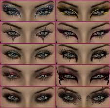 witch eye makeup for saubhaya makeup