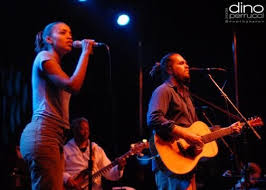 Citizen Cope and Alice Smith. Two of my favorites. I just found out they  were/are (?) married - makes sense, though. She's got this ri… | Music  love, My music, Cope