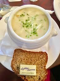 Pub - Doolin, Ireland Seafood chowder