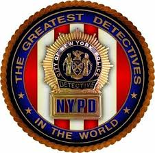 Nypd Detective New York Police Department Decal Sticker 3m Usa Vehicle Window Ebay