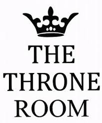 Wc The Throne Funny Vinyl Sticker Decal Toilet Bathroom