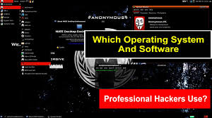 Do You Know Which Operating System And Softwares Does Professional ...
