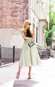 how to wear pastel colors street