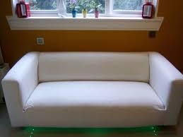 unique ikea klippan 2 3 seater sofa in