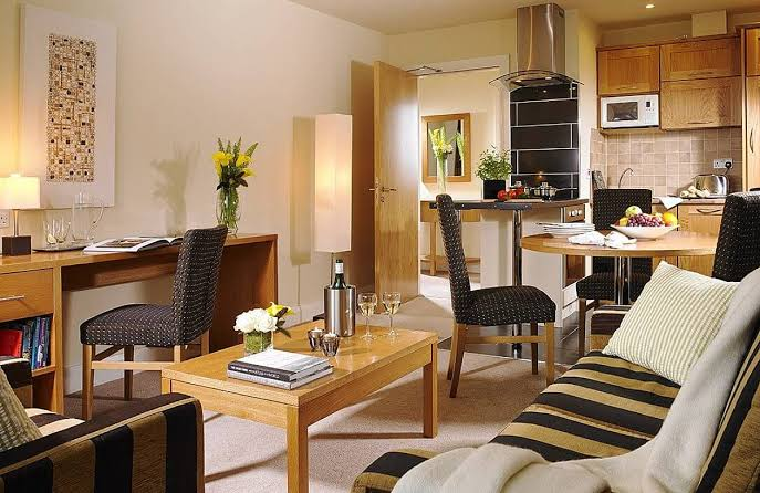 The Connacht Hotel Apartments