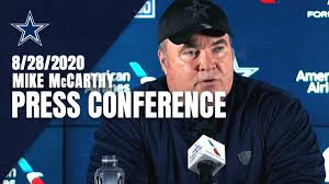 LIVE: Mike McCarthy Press Conference ...