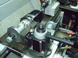 homemade tool grinder