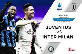 LIVE!! Juventus vs Inter Milan — 2020