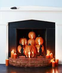 how to style a fireplace for