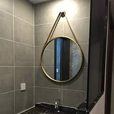 rxy mirror simple nordic wrought iron