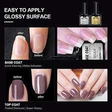 best gel nail starter kit with uv light