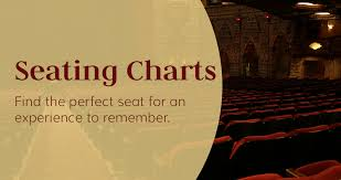 seating charts the fabulous fox theatre