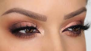 peach fudge makeup tutorial shonagh