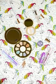 unicorn makeup eyeshadow palette