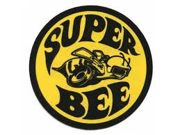 Decal Super Bee Window Correct Material And Screen Printed As Original Officially Licensed Product By Chrysler Llc H Dd53 National Parts Depot